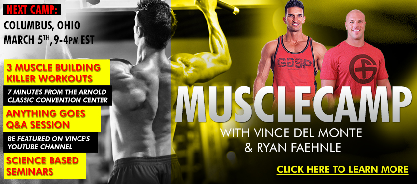 New Muscle Camp