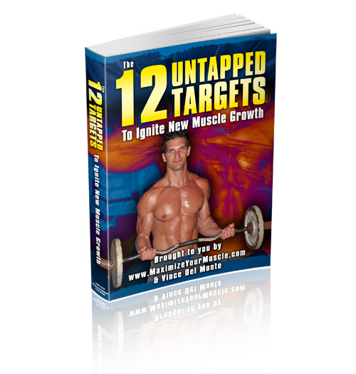 12 anabolic targets to new muscle growth