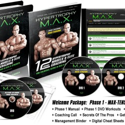 hypertrophy max program
