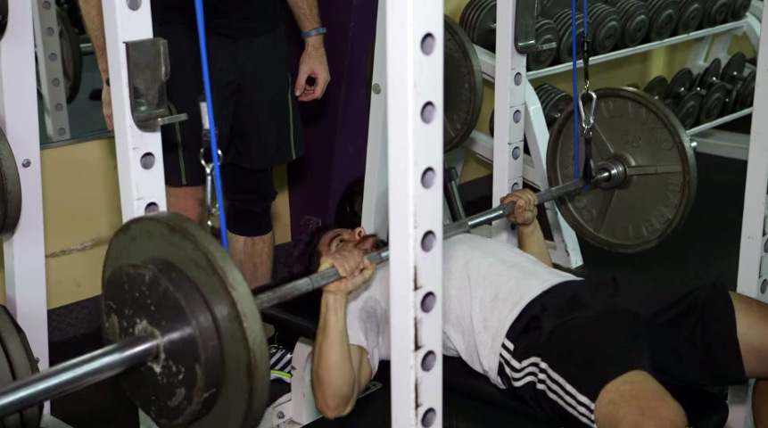 REVERSE-BAND-BENCH-PRESS
