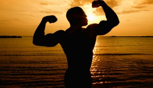 Biceps at Sunrise