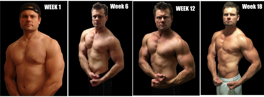 steroid results 2 weeks