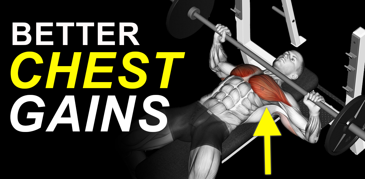 What Is The Best Way To Bench Press for a Massive Chest ...