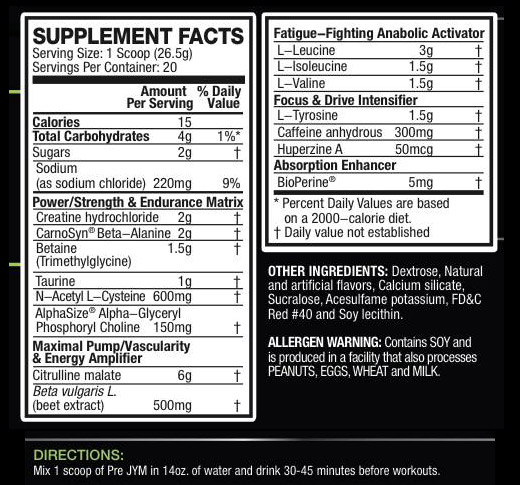 Pre-Jym-Ingredients
