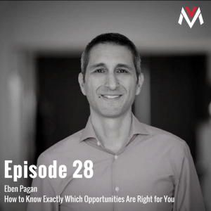 How to Know Exactly Which Opportunities Are Right for You with Eben Pagan