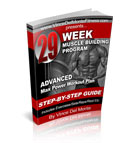 Advanced 29 Week Power Plan