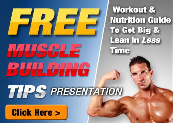 Free Muscle Building Presentation
