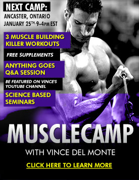 Muscle Camp Ancaster Ontario