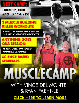 Muscle Camp Columbus Ohio