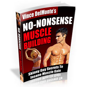 Build Muscle with No-Nonsense Muscle Building