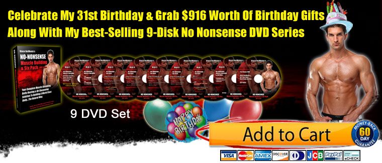 48-Hour DVD Birthday Promotion