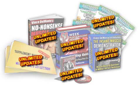 get unlimited free updates