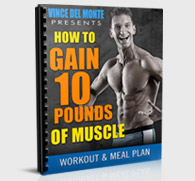 Gain 10 pounds of muscle in 1 month