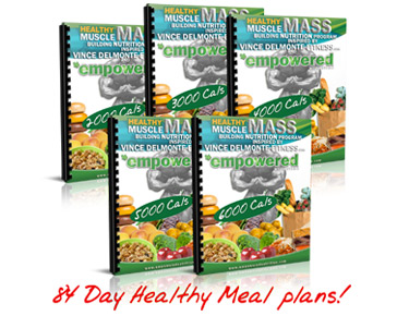 84 Day Healthy Meal Plans for Hardgainers