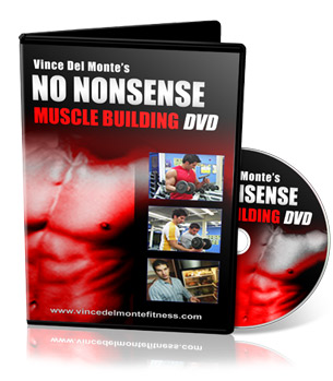 No Nonsense Muscle Building DVD