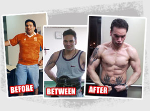 Marios Went From 200 lbs at 17% Body Fat To 210 lbs at 10% Body Fat!