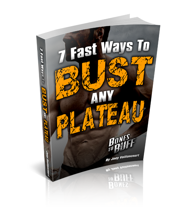Fast muscle building the no nonsense program on how to for Plateau report designer