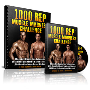 Build Muscle with 1,000 Rep Muscle