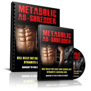 Lose fat with Metabolic Ab Shredder