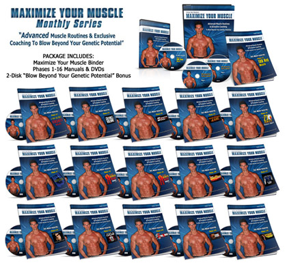 Build Muscle with Maximize Your Muscle